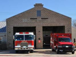 Blackwell Fire Station