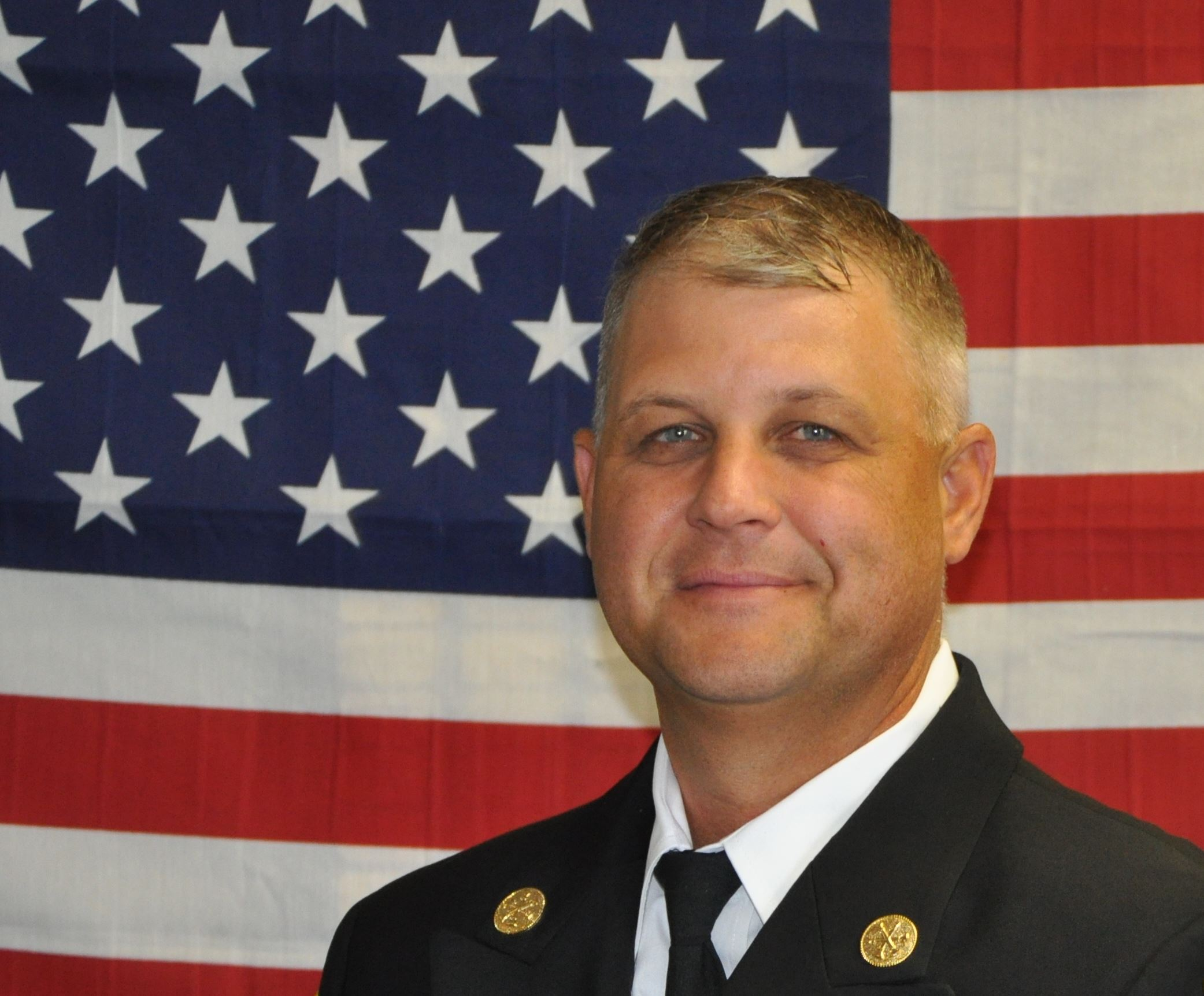 Steven Boyd - Battalion Chief