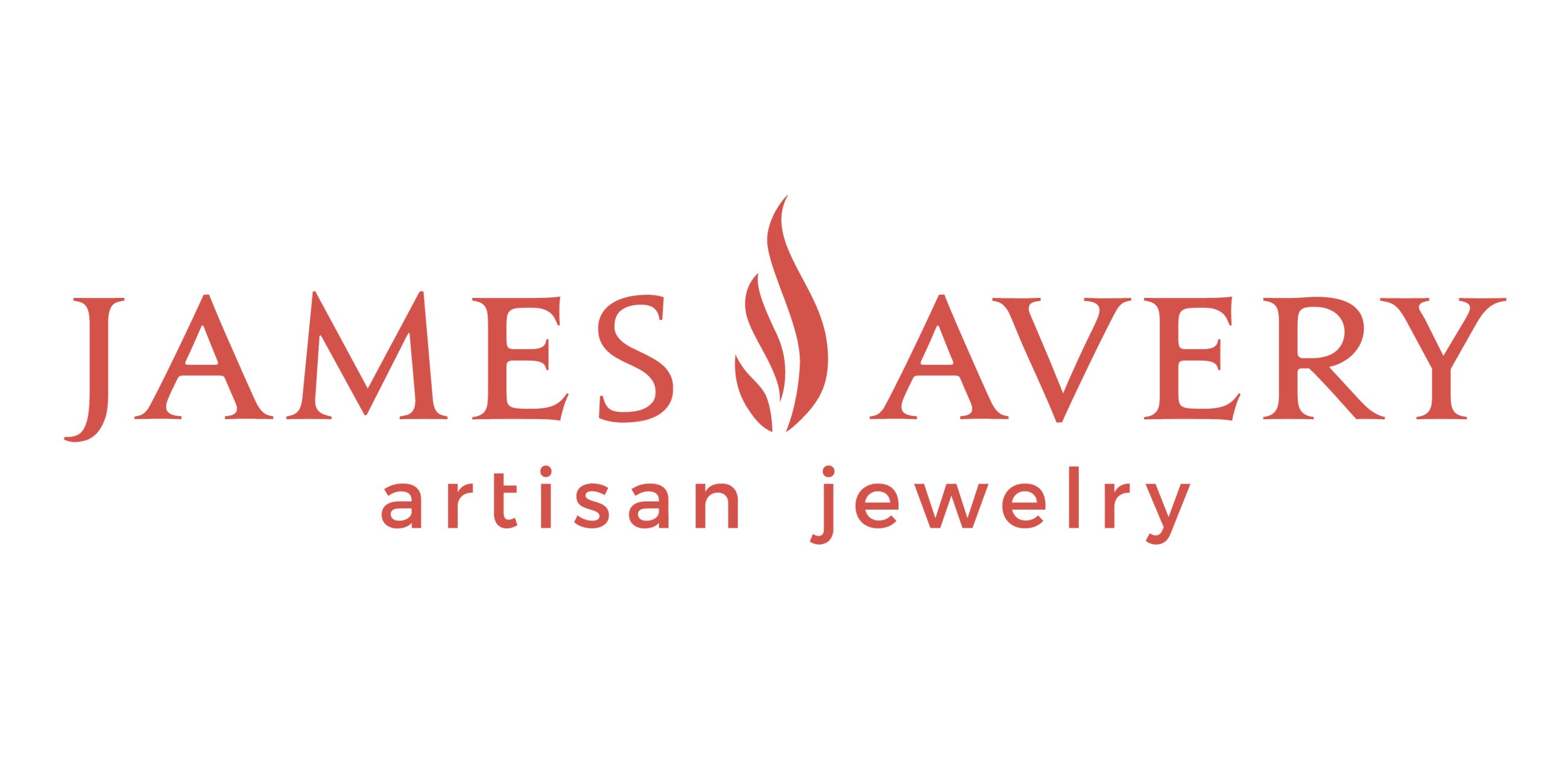James Avery Logo - CORAL