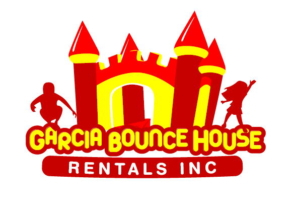 Garcias Bounce House Logo Picture