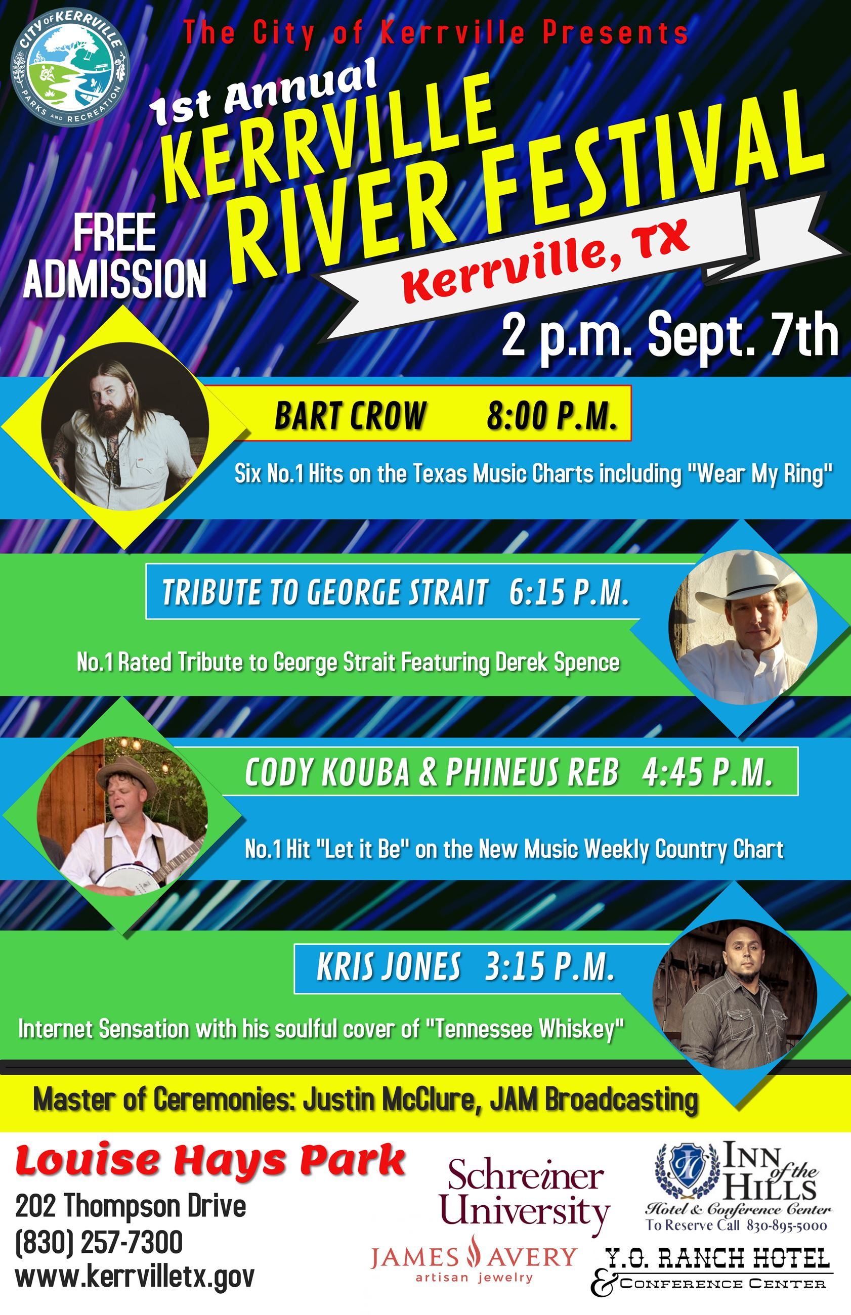 Kerrville River Festival FINAL